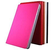 Solid Color Genuine Leather Holster with Stand Auto Sleep/Wake Up for iPad mini 1/2/3(Assorted Colors)