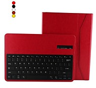 "12.2 ""PU Leather Case Bluetooth Keyboard with Stand Holder for Samsung Galaxy Note Pro P900"