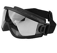 Motorcycle Ajustable Rubber Wrap Fashion Sports Goggles