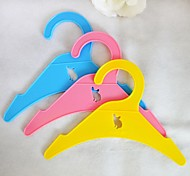 The Cat and Dog Clothes Special Hangers for Pets Dogs and Cats(Assorted Colors)