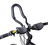 WEST BIKING® Cycling  MTB Aluminum Alloy Triathlon Aero Cycling Suspension Rest Handlebar Rest Handle Bars
