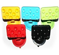 360° Car Mount Cradle Holder Stand for iPhone 4/5/5S/6/6Plus Samsung S3/S4 and Other Cellphones(Assorted Colors)