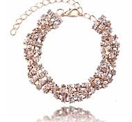 Exquisite Full Diamond Bracelet