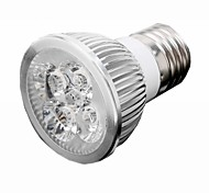 5W E26/E27 LED Spotlight 5 High Power LED 550 lm Warm White / Cool White AC 85-265 V