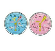 odatime 101 sala de crianças quando a temperatura e medidor de umidade, personagens de desenhos animados e coloridos - 30 ℃ a 50 ℃