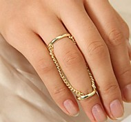 Fashion Alloy Rings Random Size