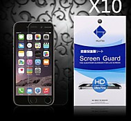 HD Screen Protector with Dust-Absorber for iPhone 5/5S/5C (10 PCS)