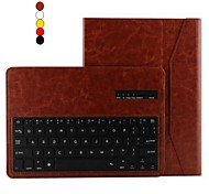 "10.1 "" High Quality PU Leather Case Bluetooth Keyboard with Stand Holder for Samsung Tab 4 10.1 T530 (Assorted Colors)"