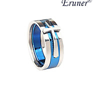 Ring Jewelry Alloy Men Band Rings Black / Blue