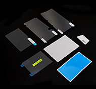 novas GGS 3dsll protector filme tela de vidro temperado