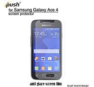 alta transparencia mate Protector de pantalla para Samsung Galaxy Ace 4 g313h