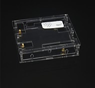 Protective Acrylic Case for Arduino UNO R3 Development Board - Transparent