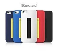 caso duro de la PC con el cable USB para el iPhone 6 (colores surtidos)