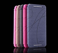 Promotion Four Yu Series Phone Leather Cases for HTC One(M7)(Assorted Colors)