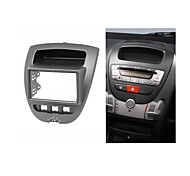 instalación de la radio fascia trim para Citroen C1 2005 + / Toyota Aygo 2005 + / peugeot