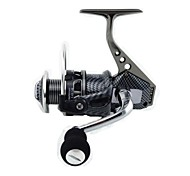 Fishing Reel Spinning Reels 5.5:1 11 Ball Bearings Exchangable / Right-handed / Left-handedSea Fishing / Fly Fishing / Carp Fishing /