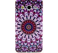 Diamond Pattern Design Durable TPU Cover Case for Samsung Galaxy Core 2 G3556D