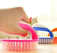 Candy Ribbon Handle Cleaning Brush(Random Color)