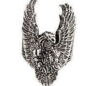 Fashion Eagle Titanium Steel Ring