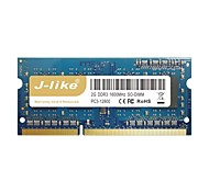 J-Like® RAM Computer Memory Chip 2GB 1600MHz for Notebook