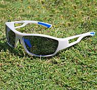 Cycling Anti-Fog TR-90 Rectangle Fashion Sports Glasses