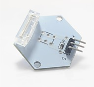 Tap Module for Arduino - White + Transparent (Works with Official Arduino Boards)