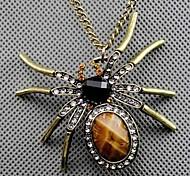 Ретро ожерелье паук женщин