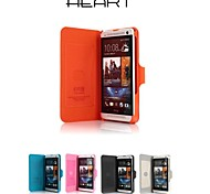 Promotion Seven Wei Series Phone Leather Cases for  HTC One(M7)(Assorted Colors)