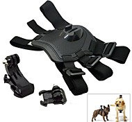 3pcs In 1 Gopro Accessories Mount / Straps / Accessory Kit For Gopro Hero 3 / Gopro Hero 3+ / Gopro Hero 4Auto / Military / Skate /