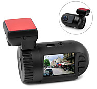 Mini Ambarella a2 + gps logger full hd 1920 * 1080p gravador de vídeo dvr carro h.264 30fps gps