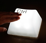 Keyboard Shape LED Night Light Lamp