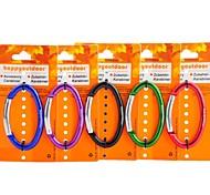 le football mousqueton libération rapide pendaison porte-clés (couleur aléatoire)