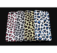 KAL Leopard Prin Soft Case for iPhone 6  (Assorted Colors)