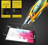 Ultra Thin HD Clear Explosion-proof Tempered Glass Screen Protector Cover for LG G3