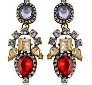 grande gemma moda orecchini di diamanti europei e americani