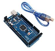 Carte de Développement Micro-Contrôleur Arduino Mega2560 ATmega2560-16AU