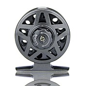 Fishing Reel Fly Reels 1:1 3 Ball Bearings Exchangable / Right-handed / Left-handedSea Fishing / Fly Fishing / Spinning / Carp Fishing /