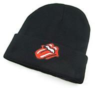 moda cappello lingua maglia del unisex