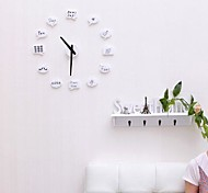 DIY Creative Fashion Individual Taste Clock