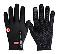 WOLFBIKE Cycling Gloves Warm Full Finger Winter Outdoor Anti-skidding MTB DH Downhill Off Road