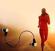 cuffie bluetooth 4.0 in wireless sport dell'orecchio per il iphone 6 / iphone 6 più