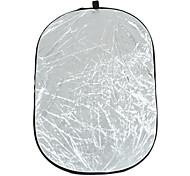 60 * 90cm 5-en-1 Reflector rectangular