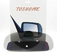 toshome filme anti-reflexo para dentro fora espelhos retrovisores para audi a3 2010,2013