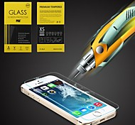 Ultra Thin HD Clear Explosion-proof Tempered Glass Screen Protector Cover for iPhone 5/5S/5C