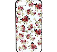 rose modello Custodia Cover posteriore per iphone5c