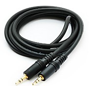1.5M Gold-Plated 3.2FT 3.5mm Male to Male Extension Audio Connection Cable