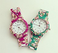 New Fation Geneva Flower Sport Watch
