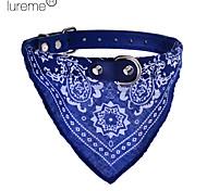 Totem Design Adjustable Collar Bandanas(Random Color)