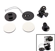 Gopro Accessories Mount / Accessory Kit For Gopro Hero 2 / Gopro Hero 3+ / Gopro Hero 4 Surfing / Ski/Snowboarding