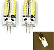 Bi-pin Lights , G4 W 63 SMD 3014 250 LM Warm White V